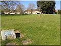 SU4997 : Site of Fitzharry's Manor by Virginia Knight
