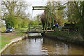 SJ5137 : Tilstock Park Bridge, Llangollen Canal by Stephen McKay