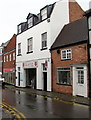 SO8963 : Salvation Army Care & Share shop, Droitwich by Jaggery