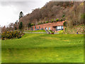 NH5228 : Historic Scotland Visitor Centre, Urquhart Castle by David Dixon