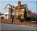 ST3049 : Ashbourne House, Burnham-on-Sea by Jaggery