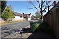 TM3555 : B1078 Ash Road, Tunstall by Adrian Cable