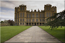SK4663 : Hardwick Hall by Malcolm Neal