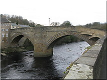NZ0416 : Barnard Castle County Bridge by G Laird