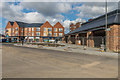 TQ2952 : Merstham Community Centre under construction by Ian Capper
