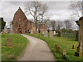NH5246 : Beauly Priory by David Dixon