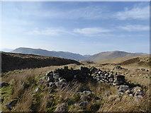 NN6914 : Ruins by the Allt Ollach by Alan O'Dowd