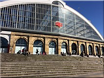 SJ3590 : Liverpool Lime Street Station by Richard Cooke