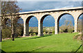 NZ2030 : Arches of Newton Cap Viaduct by Trevor Littlewood