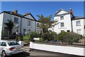 SX9688 : Early Victorian Clara Place, Follett Road, Topsham by Jaggery
