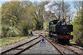 TQ8833 : Steam Locomotive, Tenterden, Kent by Christine Matthews