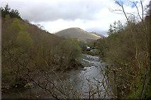NY2824 : River Greta near Briery by Robert Eva