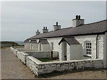 SH3862 : The pilots' cottages, Ynys Llanddwyn by Neil Theasby