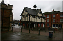 SP7387 : The Old Grammar School by Malcolm Neal