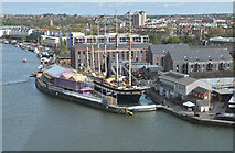 ST5772 : SS Great Britain by Anthony O'Neil