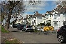 SX9066 : Danvers Road, Torquay #1 by Derek Harper