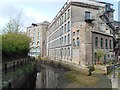 NZ2664 : Former Industrial Building and Dwelling House by Bill Henderson