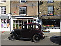 TR3358 : Pre-War car in Sandwich by Marathon