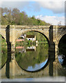 NZ2741 : Durham: Prebends' Bridge by John Sutton