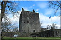 NX5955 : Cardoness Castle by Billy McCrorie