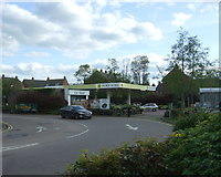 TL2512 : Supermarket service station, Welwyn Garden City  by JThomas