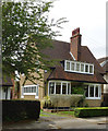 TQ5290 : House, Heath Drive, Gidea Park by Julian Osley