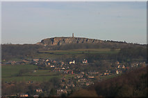 SK3455 : Crich Stand by Malcolm Neal