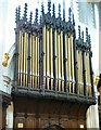 SD5805 : All Saints' Organ by Gerald England