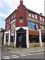 SS9079 : Edwardian corner in Bridgend town centre by Jaggery