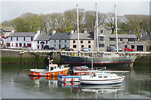 SC2667 : Castletown Harbour by Stephen McKay