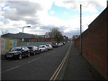 NZ4920 : Feversham Street, Middlesbrough (2) by Richard Vince