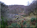 NS3497 : Site of Inverbeg Youth Hostel by Thomas Nugent
