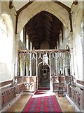 TG2834 : Inside St Botolph, Trunch (7) by Basher Eyre