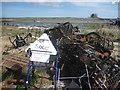 NU1241 : Coastal Northumberland : Haud Me Back! by Richard West