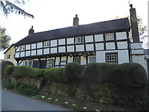 SO3958 : Glan Arrow Cottages, Pembridge, Herefordshire by Jeremy Bolwell