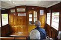 SC4384 : Aboard Car 2, Snaefell Mountain Railway by Stephen McKay