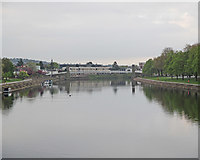 SK5838 : A changed view from Trent Bridge by John Sutton