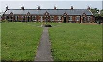 ST3050 : Ellen's Cottages, Burnham-on-Sea by Jaggery