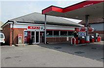 ST3050 : Spar shop, Berrow Road, Burnham-on-Sea by Jaggery