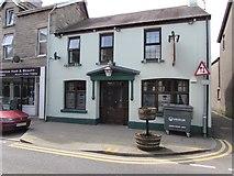 SS9079 : Old Castle Inn, Bridgend by Jaggery