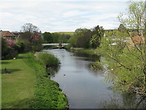 NT5173 : Victoria Bridge, Haddington by M J Richardson