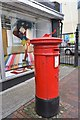 TQ5839 : Victorian Postbox, Grove Hill Rd by N Chadwick