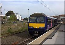TM2532 : Harwich Town station by Robert Eva