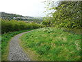 SE1025 : New footpath from Beacon Hill to Shibden Hall by Humphrey Bolton