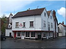 TM2632 : The Globe Inn, Harwich by JThomas
