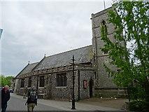 TL8783 : St Cuthbert's Church by Matthew Chadwick