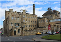SE4843 : John Smith's Brewery in Tadcaster by Chris Heaton
