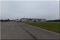 TL1495 : Peterborough Arena by Adrian Cable