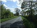TL9059 : Minor road towards Bradfield St. George by JThomas