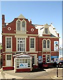 NZ8911 : Whitby  Pavilion  Theatre by Martin Dawes